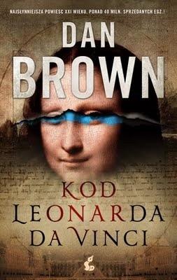 Okładka książki Kod Leonarda da Vinci