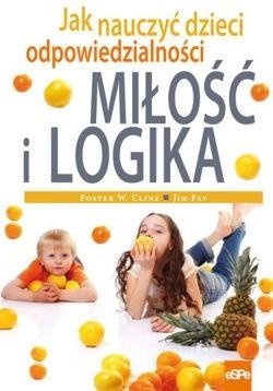 Okładka książki Miłość i logika