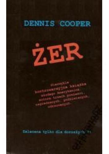 Okładka książki Żer
