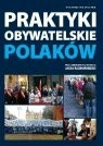 Okładka książki Praktyki obywatelskie Polaków