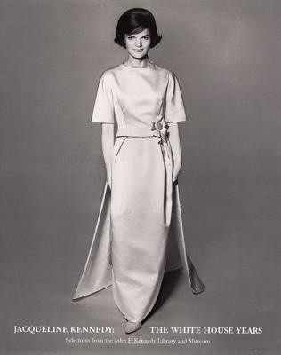 Okładka książki Jacqueline Kennedy The White House Years