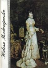 Okładka książki Helena Modrzejewska