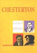 Okładka książki Obrońca wiary. Rzecz o Gilbercie Chestertonie