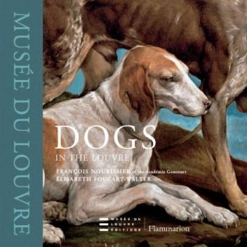 Okładka książki Dogs in the Louvre