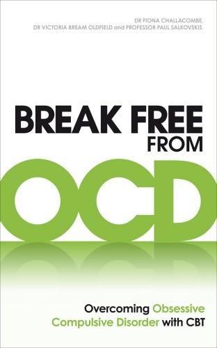 Okładka książki Break free from OCD