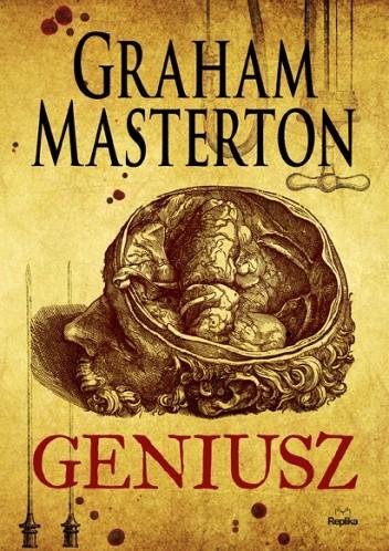 Okładka książki Geniusz