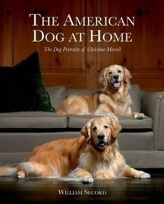 Okładka książki The American Dog at Home