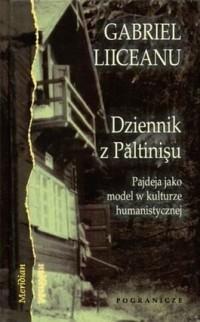 Okładka książki Dziennik z Paltinisu: pajdeja jako model w kulturze