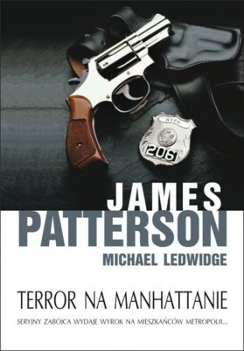Okładka książki Terror na Manhattanie