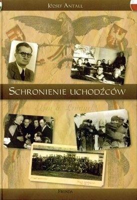Okładka książki Schronienie uchodźców