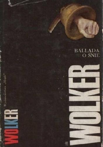 Okładka książki Ballada o śnie