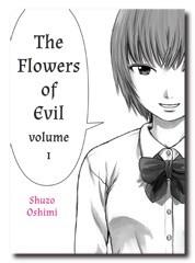 Okładka książki The Flowers of Evil, tom 1