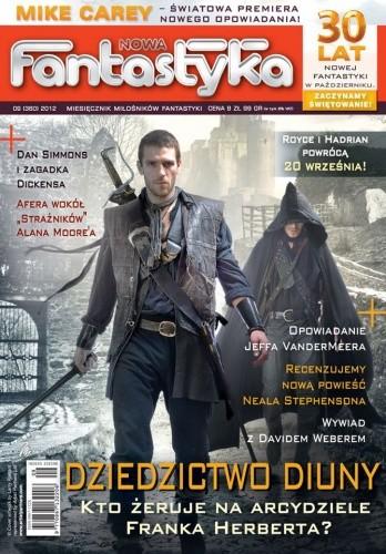 Okładka książki Nowa Fantastyka 360 (9/2012)
