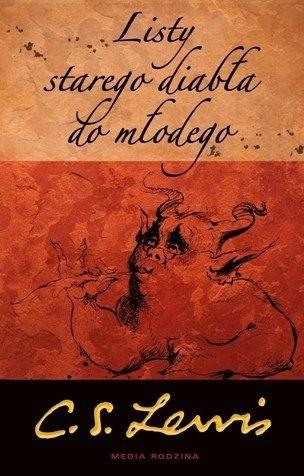 Okładka książki Listy starego diabła do młodego