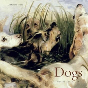 Okładka książki Dogs: History, Myth, Art