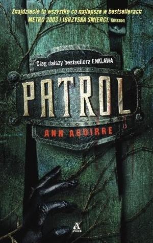 Okładka książki Patrol