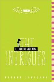 Okładka książki The Intrigues of Haruhi Suzumiya