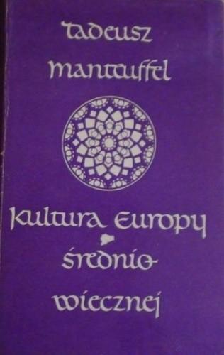 Okładka książki Kultura Europy średniowiecznej