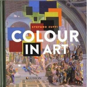 Okładka książki Color in Art