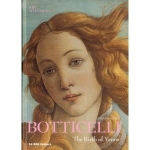 Okładka książki Botticelli's Birth of Venus