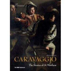 Okładka książki Caravaggio The Stories of St Matthew