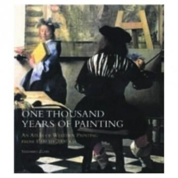 Okładka książki One Thousand Years of Painting