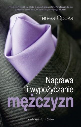 Okładka książki Naprawa i wypożyczanie mężczyzn