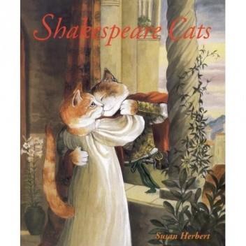 Okładka książki Shakespeare Cats