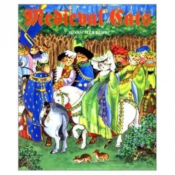 Okładka książki Medieval Cats