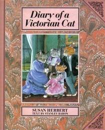 Okładka książki Diary of a Victorian Cat