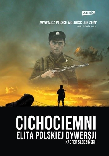 Okładka książki Cichociemni. Elita polskiej dywersji