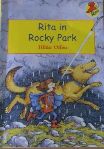 Okładka książki Rita in Rocky Park