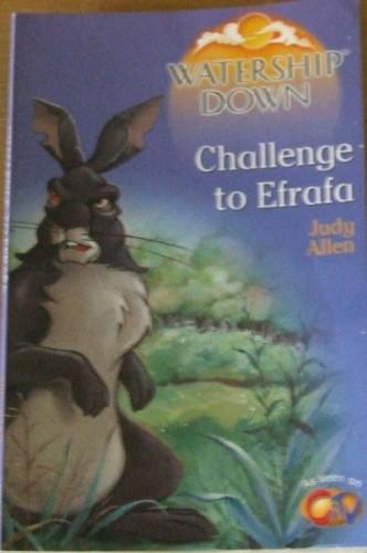 Okładka książki Challenge to Efrata