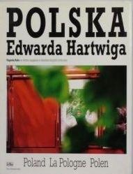 Okładka książki Polska Edwarda Hartwiga