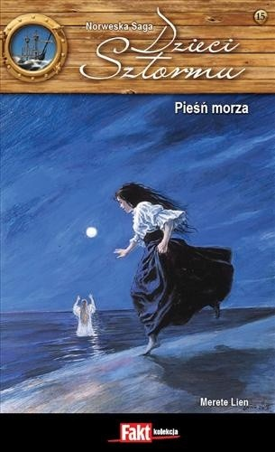 Okładka książki Pieśń morza