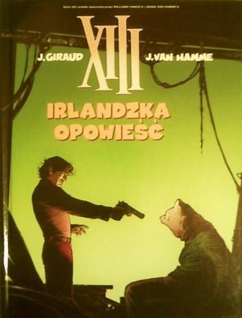 Okładka książki XIII: Irlandzka opowieść