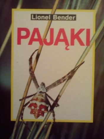 Okładka książki Pająki