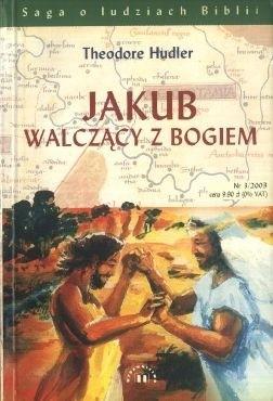 Okładka książki Jakub walczący z Bogiem