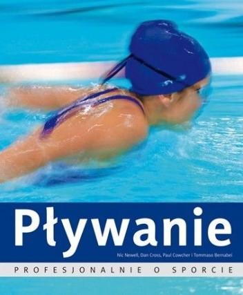 Okładka książki Pływanie. Profesjonalnie o sporcie