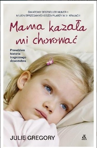 Okładka książki Mama kazała mi chorować