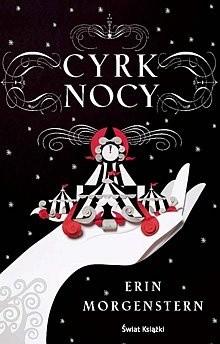 Okładka książki Cyrk nocy