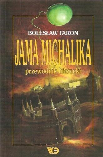 Okładka książki Jama Michalika. Przewodnik literacki