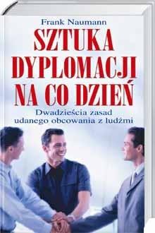 Okładka książki Sztuka dyplomacji na co dzień