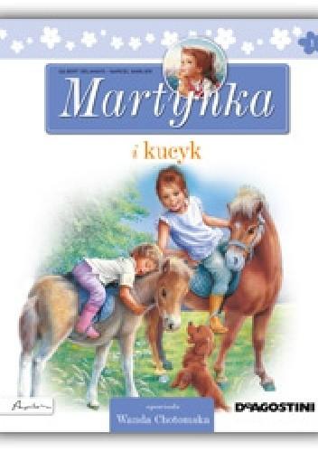 Okładka książki Martynka i kucyk