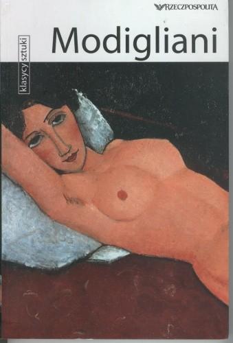 Okładka książki Modigliani