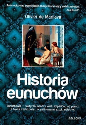 Okładka książki Historia eunuchów