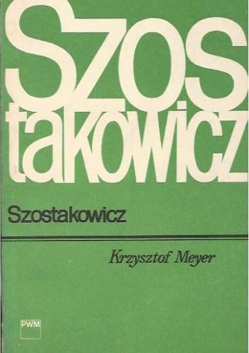 Okładka książki Szostakowicz