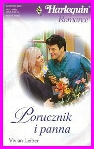 Okładka książki Porucznik i panna