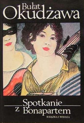Okładka książki Spotkanie z Bonapartem