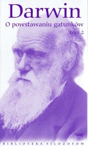 Okładka książki O powstawaniu gatunków. Tom 2